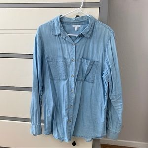 ABOUND Chambray Shirt